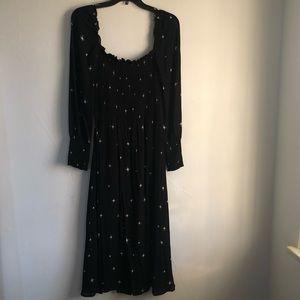 Reformation Dresses - Reformation Rowan Midi dress in Small